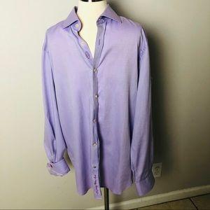 Men's Robert Graham Beautiful Shirt 16 1/2 Size